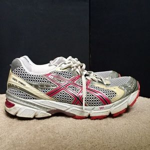 ASICS Gel 1160 women's running shoes size US7